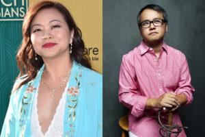 Qui Nguyen and Adele Lim